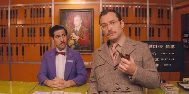 The Top 10 Actors I Want To Fuck From The Grand Budapest Hotel