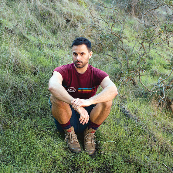 Conner Habib Manhunt Daily Interview 2014