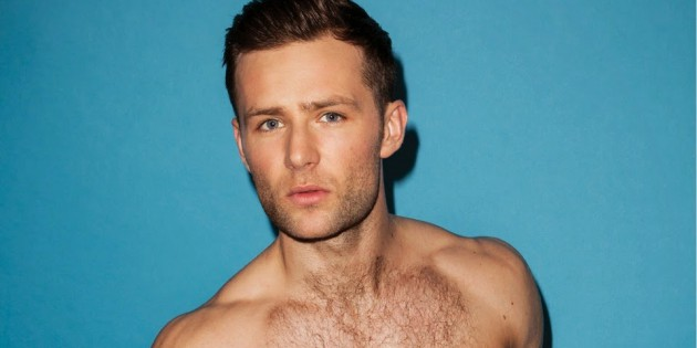 Celebrity Skin: Harry Judd of McFly Shows Off His Butt & Bulge