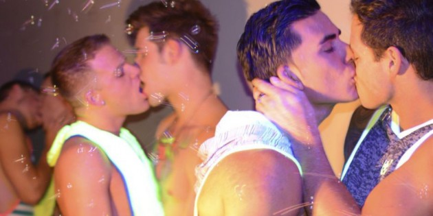 I Don't Understand Why Andrew Christian Didn't Invite My Penis To Their Glow-In-The-Dark Make Out Party.