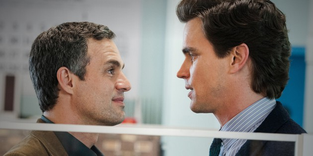 "Celebrity Skin: Mark Ruffalo & Matt Bomer's Gay Sex Scenes In ""The Normal Heart"""