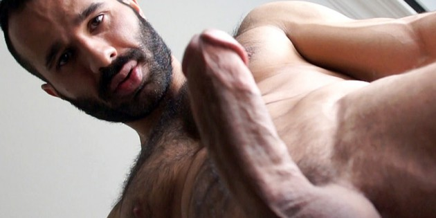 Woof Alert: Aybars Waves Around His Big Dick For Bentley Race