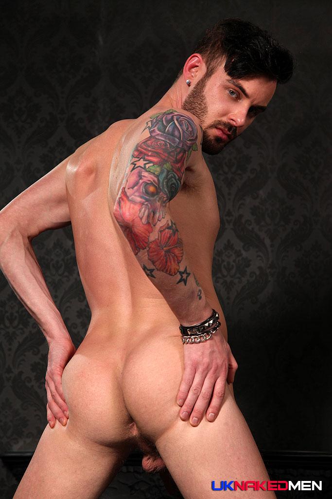 Gay porn star Adam Watson