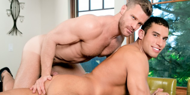 Fuck Vs. Fuck: Landon Conrad's Horny Bottoms (II)