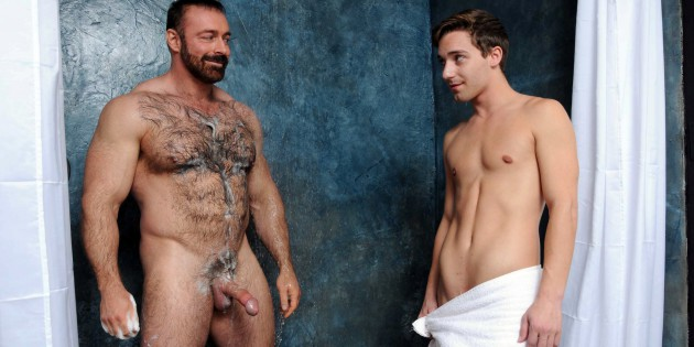 Twink Tank: Tyler Morgan Has A Crush On His Gym Teacher