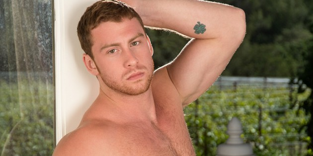 Cock-A-Doodle Do Me: Connor Maguire Is A Ginger Sex God