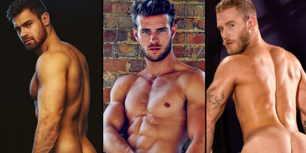 The Ten: Who Will Replace Andrew Justice As The Sexiest Man of The Moment?