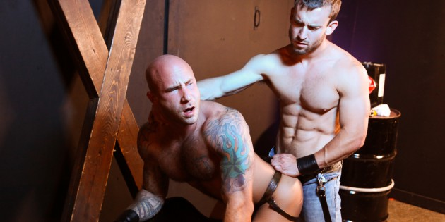 Let's Get Kinky: Leather, Shaving, Chains & Dirty Talk
