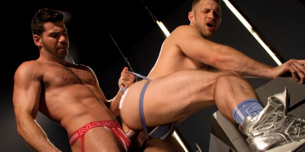 "Flipping Out: Paul Wagner & Billy Santoro Slam One Another HARD In ""Stunners"""