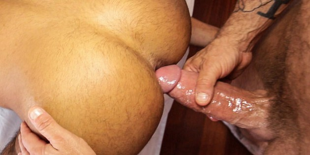 Could You Handle Rocco Steele's Massive 10 x 7 Inch Meat?
