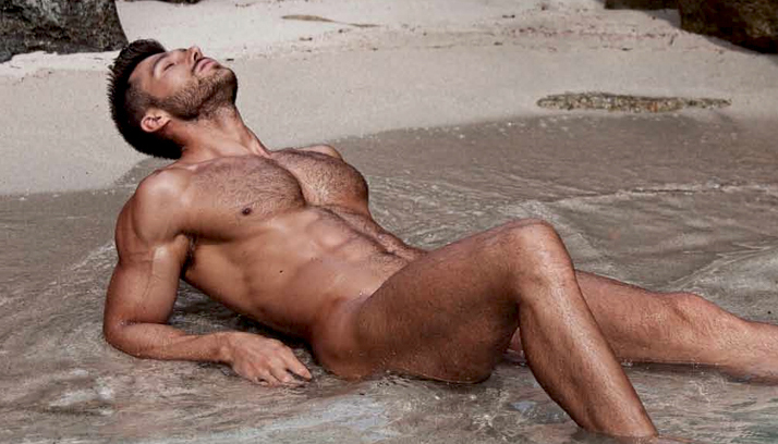 Sneak peek into issue 13 of tMF magazine, featuring full frontal nudes of cover model Adrian.