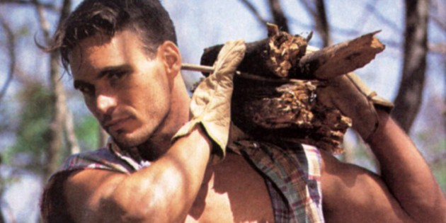 Flashback Friday: Steve Vega's Got Wood For You (1992)