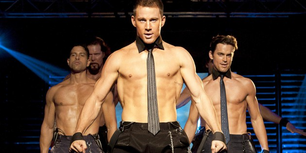 Celebrity Skin: Channing Tatum's Butt In Real-Life Stripper Footage