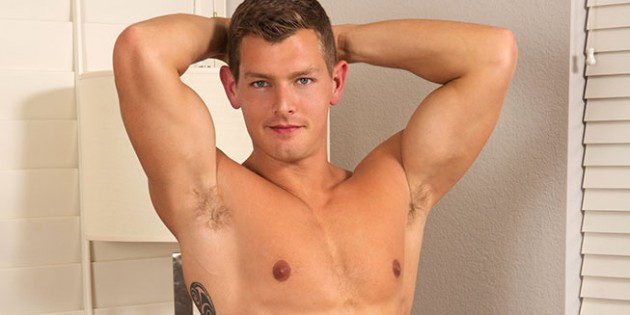 Everything Butt: Sean Cody's New Model Christopher Will Blow Your Mind