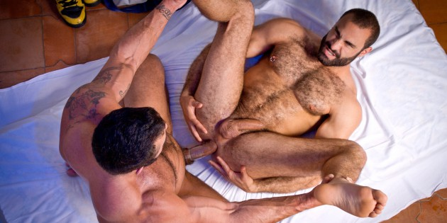 "Woof Alert: Rogan Richards Drills Paco's Hole HARD For ""The Tourist"""