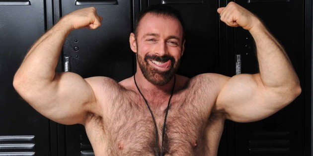 Woof Alert: The Hottest Hairy Men Of 2014