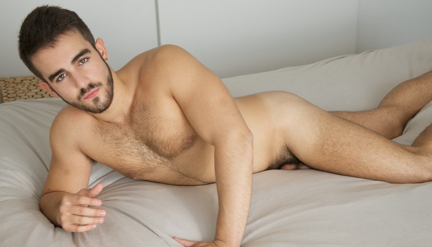 Dudes In The Nude From The Manhunt Tumblr.