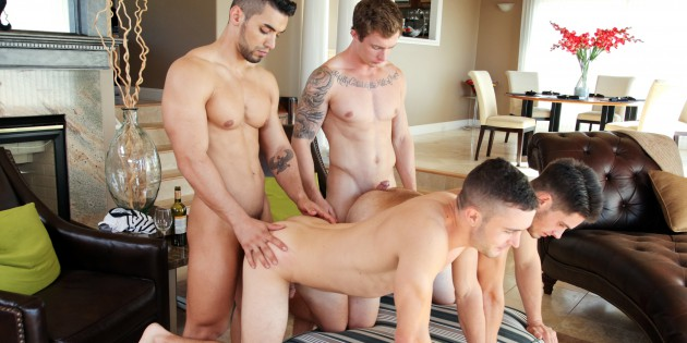 Four Play: Colt Rivers, Markie More, Arad & Jordan Evans