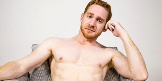 Everything Butt: Ginger Power Bottom Leander Will Make You Cum