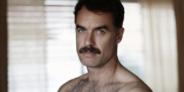 "Hot Flash: Murray Bartlett Of ""Looking"" Poses Shirtless For Luke Austin"