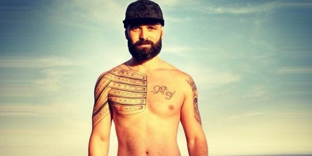 A Hot Brazilian Living In New York Describes Himself As A Bearded Playground
