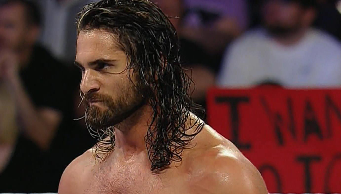 Seth Rollins naked cock pic, dick pic, nude, hard penis