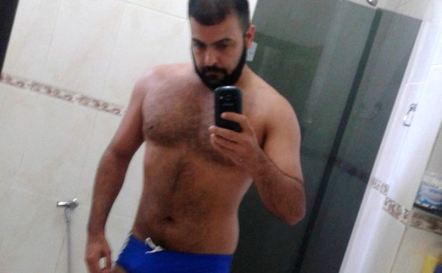 Fuck Me With Your 8 Inch Uncut Rod 'Til I Cum All Over Your Hairy Chest.