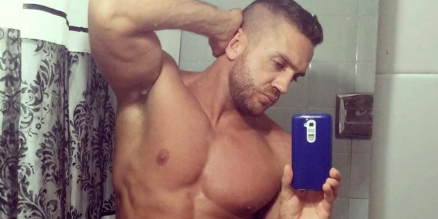 Macho Man Teases Us With Muscles, But What Else Does He Have To Offer?