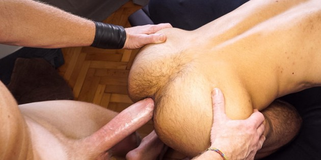 Cock-A-Doodle Do Me: Tim Tales Model Brandon Has An Enormous Penis