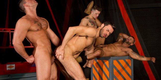 Four Play: Sebastian Kross, Derek Atlas, Dario Beck & David Benjamin