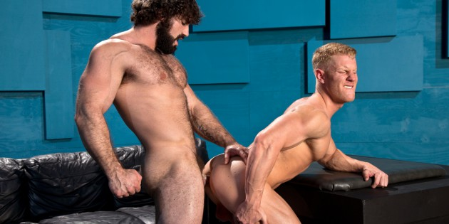 Cock-A-Doodle Do Me: Jaxton Wheeler Is A Hairy, Wild Sex Beast