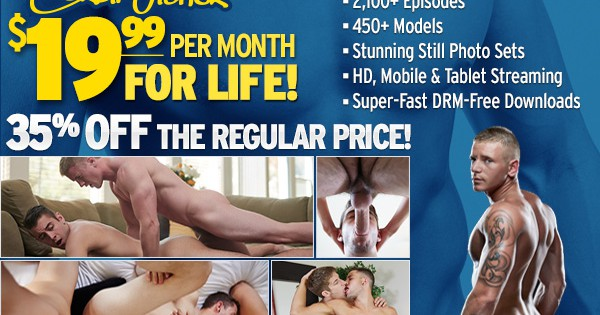 Another Top Gay Porn site offering Manhunt Daily readers an extra special deal