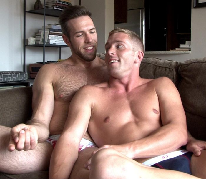 Alex Mecum Scott Riley Gay Porn Stars Interview