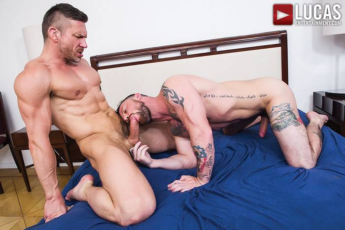 Tomas Brand Sergeant Miles Gay Porn Muscle Bareback Sex 4