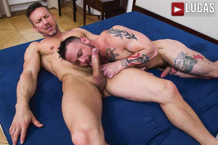 Tomas Brand Sergeant Miles Gay Porn Muscle Bareback Sex 8