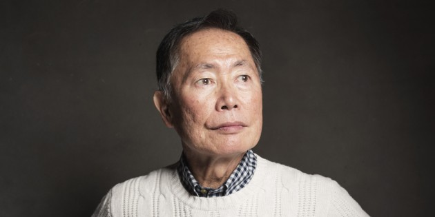 Yay for George Takei!