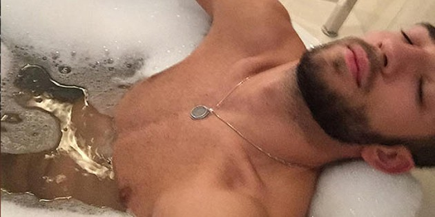QC's Nude BF Of The Week Is Real Lickable