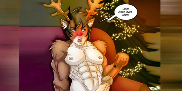 Drawn to You: Reindeer Games