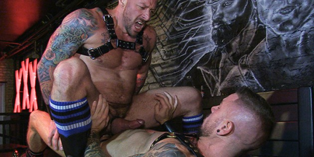 Hugh Hunter + Dolf Dietrich are the Very Definition of American Muscle Hunks