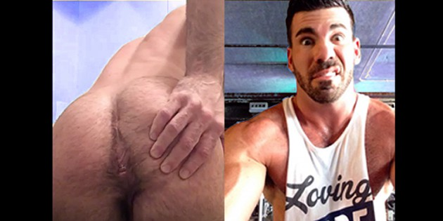 UPDATE: Billy Santoro's Ass Loves Manhunt Daily