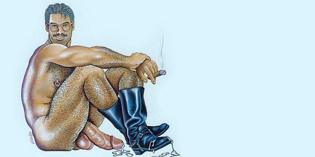 Drawn To You: The Glorious Tom of Finland-Inspired Art of RAS