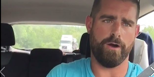 Hot Or Not: Brian Sims As The Little Mermaid