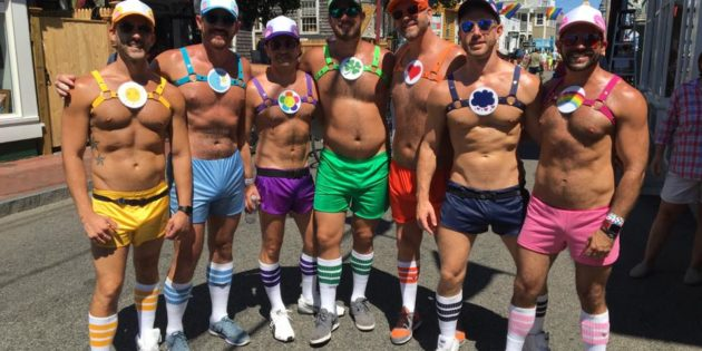 Provincetown Carnival 2016: Were The 80s Always This Hot?